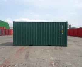 Морской контейнер 20 футов Dry Van (20′ DV), б/у