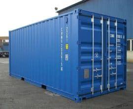Морской контейнер 20 футов Dry Van (20′ DV), новый
