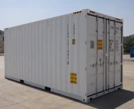 Морской контейнер высокий 20 футов High Cube (20′ HC), б/у
