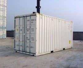 Морской контейнер 20 футов высокий High Cube (20′ HC)
