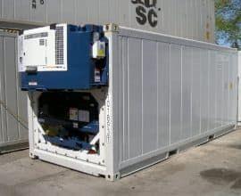 Рефконтейнер 20 футов (20′ RC Carrier), новый