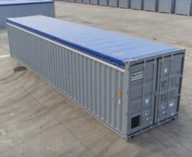 Морской контейнер 40 футов Open Top (40′ OT), новый