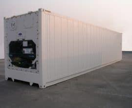 Рефконтейнер 40 футов (40′ RC Carrier), б/у, 2012-2013 год