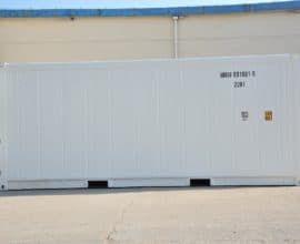 Рефрижераторный контейнер 40 футов Daikin, новый
