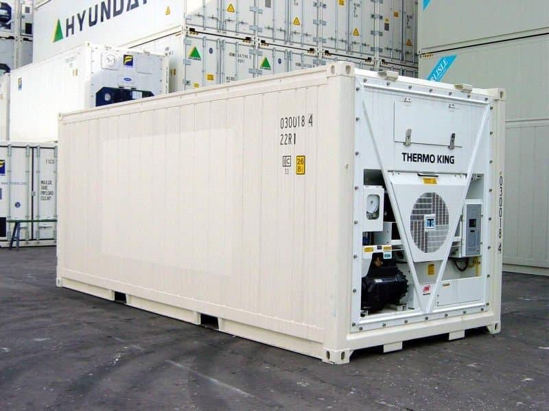 Рефрижераторный контейнер 40′ RCHC Thermo King, новый