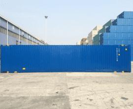 Морской контейнер 45 футов High Cube Pallet Wide (45′ HCPW) высокий и широкий, новый