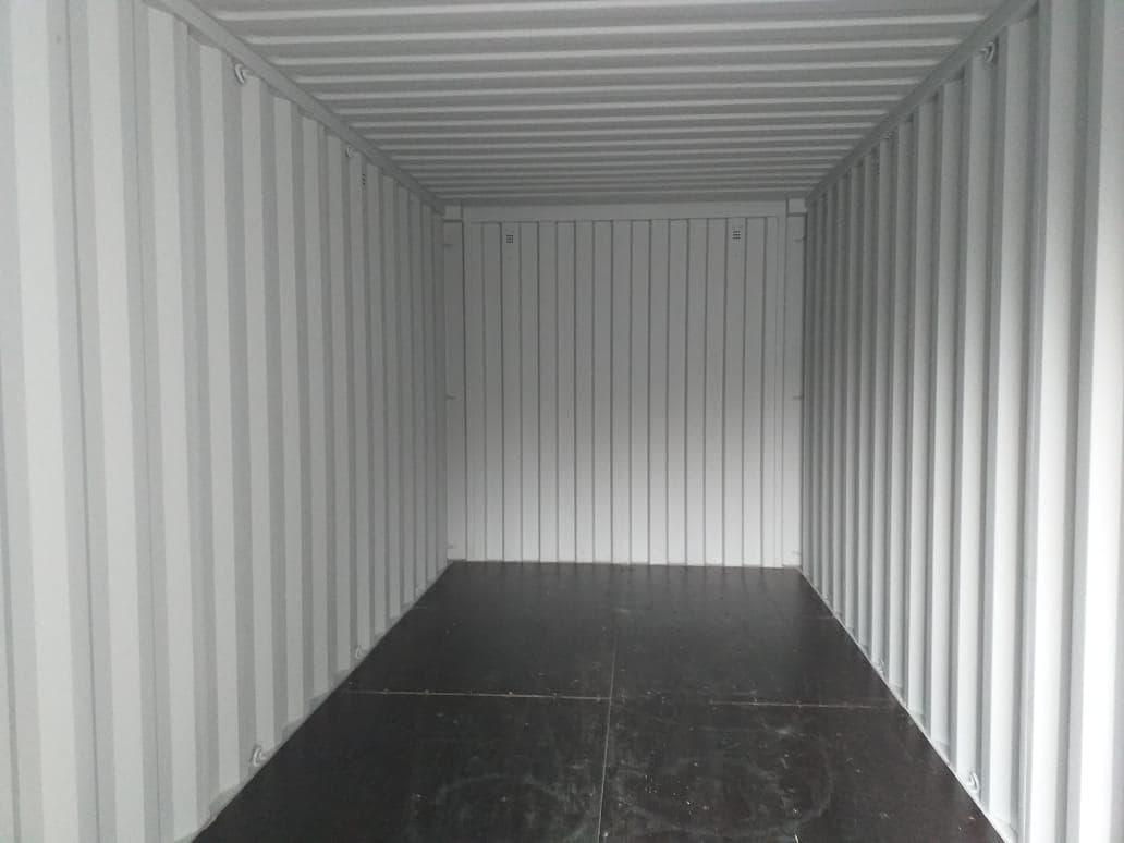 Морской контейнер 20 футов, Новый. фото