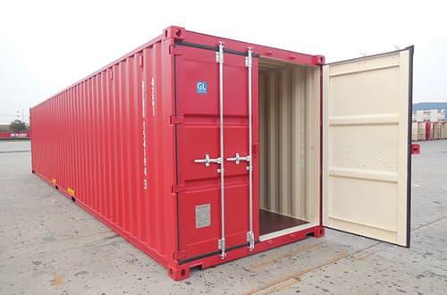 DC контейнер фото