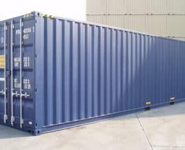 Морской контейнер 40 футов Dry Van (40′ DV), б/у