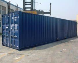 Морской контейнер 40 футов Dry Van (40′ DV)