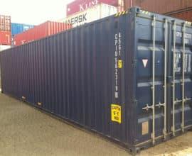 Морской контейнер 40 футов General Perpose (40′ GP), б/у