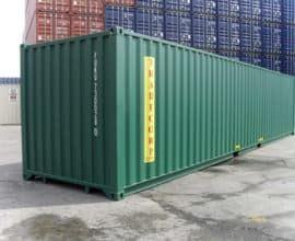 Морской контейнер 40 футов General Perpose (40′ GP)