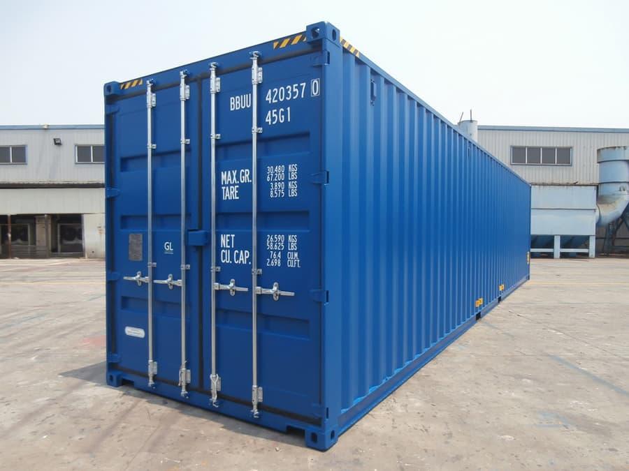 Вместительный контейнер фото