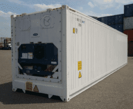 Рефконтейнер 40 футов (40′ RC Carrier), новый