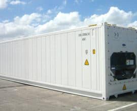 Рефконтейнер 40 футов (40′ RCHC Carrier), новый