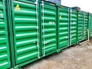 Внешний вид контейнера фото