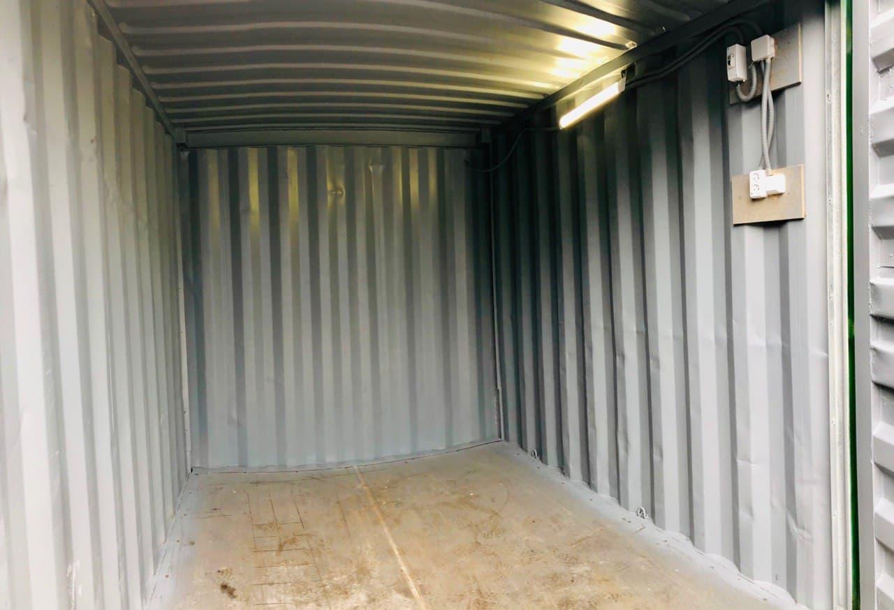 Аренда контейнера 10 футов фото