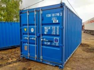 Продажа ЖД контейнера
