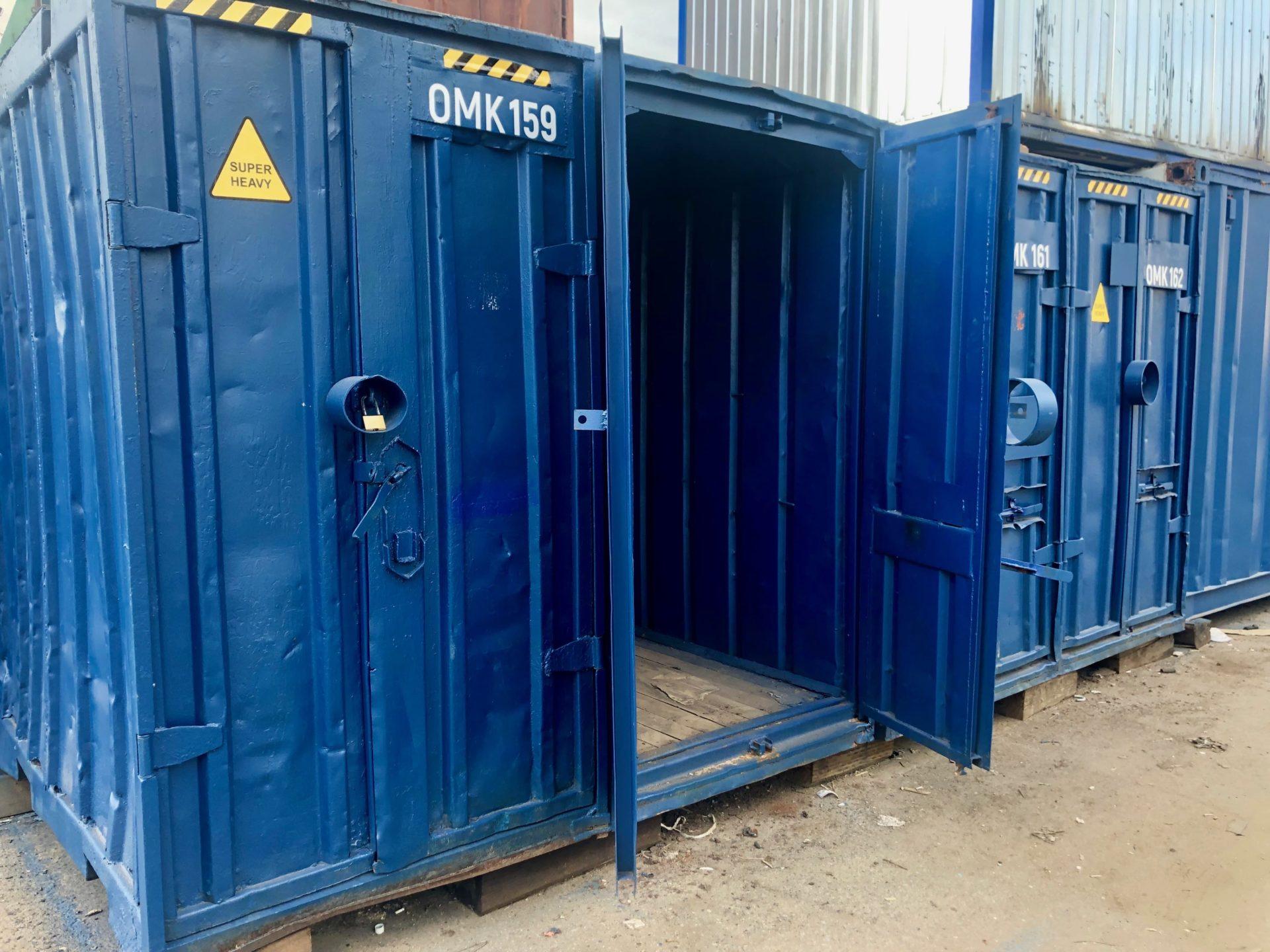 Аренда контейнер 3 тонны (5 футов) фото