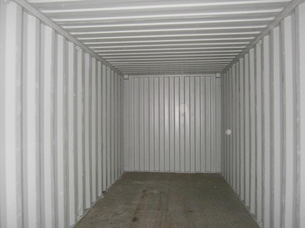 Контейнер 20 футов — 13.8 м²