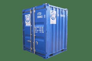 Контейнер 3 тонны — 2.3 м²
