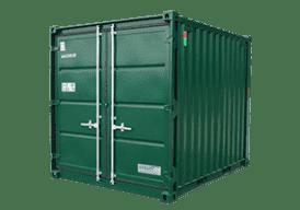 Б.у. контейнеры 10 футов