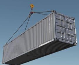 Размеры и характеристики контейнера 40 футов