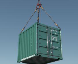 Морской контейнер 10 футов – размеры и габариты