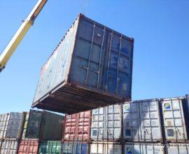 В чем отличие морского контейнера от железнодорожного