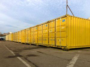 Большой контейнер фото