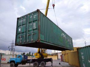 Б/у или новый контейнер фото