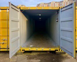 Размеры 20 футового контейнера HC