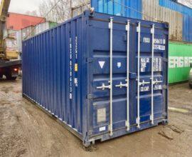 Табличка КБК на контейнере: требования и расшифровка