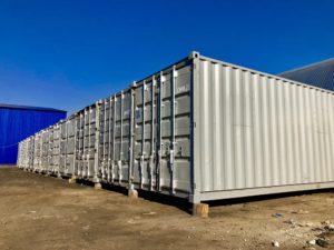Новые блок-контейнеры