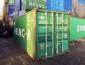 Б/у контейнеры