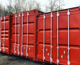 Грузоподъемность ЖД контейнеров