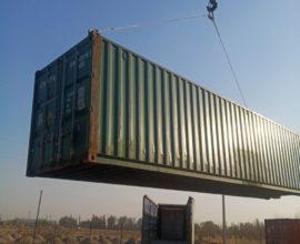Правила установки контейнера на участке