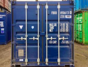Грузовой контейнер фото