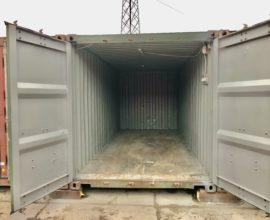 Как узнать степень огнестойкости контейнера