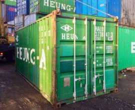 Способы размещения и крепления грузов в контейнере