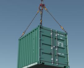 Как правильно утеплить морской контейнер